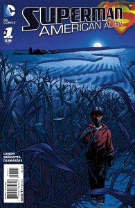 Superman - American Alien #1