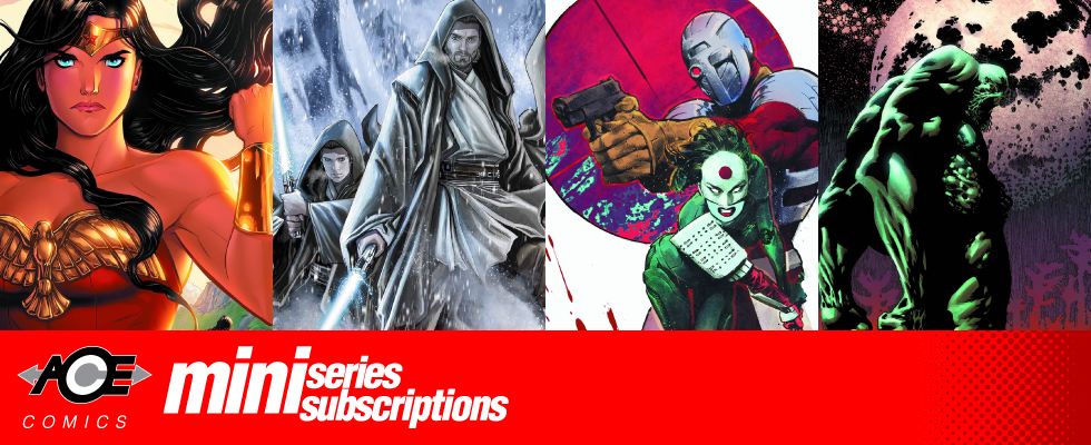 New Miniseries for January 2016
