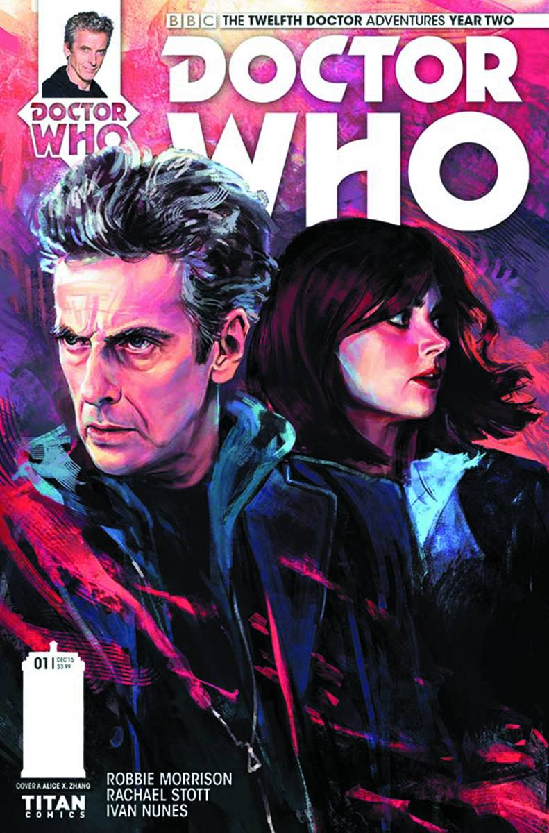 DOCTOR WHO - TWELFTH DOCTOR: YEAR TWO #1