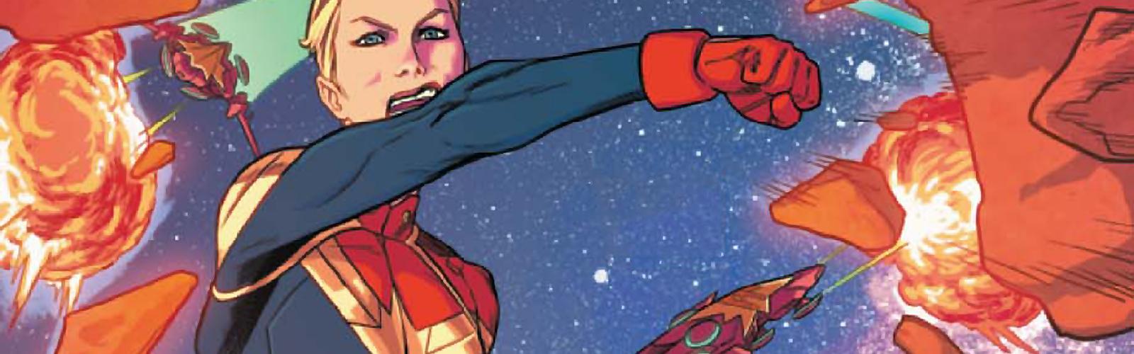 New Releases - 20-01-16: Captain Marvel