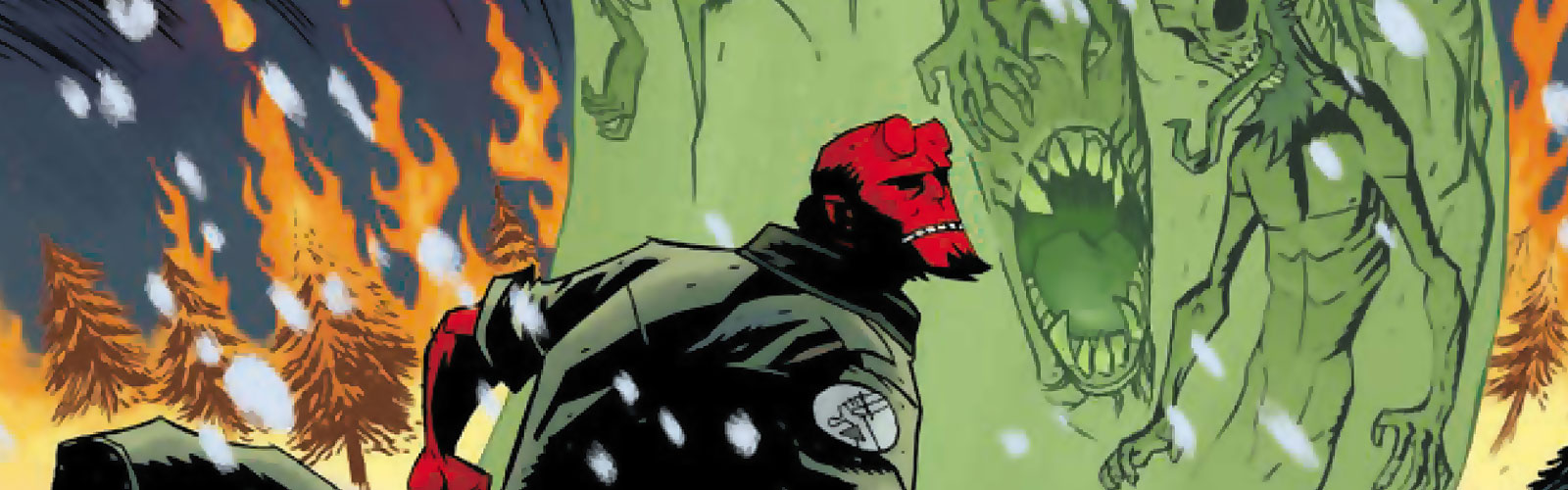 New Releases - 27-01-16: Hellboy - Winter Special