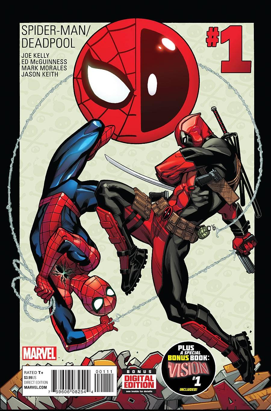 SPIDER-MAN / DEADPOOL #1