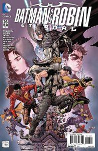 BATMAN AND ROBIN: ETERNAL #26