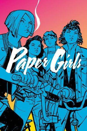 Paper Girls Vol.01