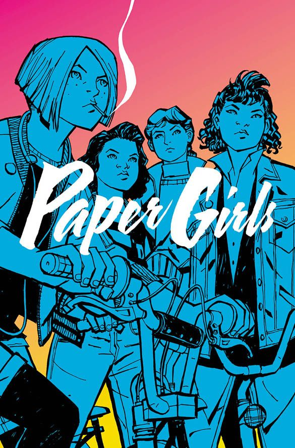 Paper Girls Vol.01