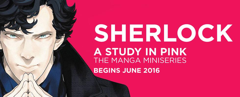 Sherlock: A Study In Pink #1-7