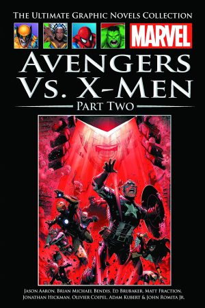 Marvel Collection Vol.111: Avengers Vs X-Men, Part Two