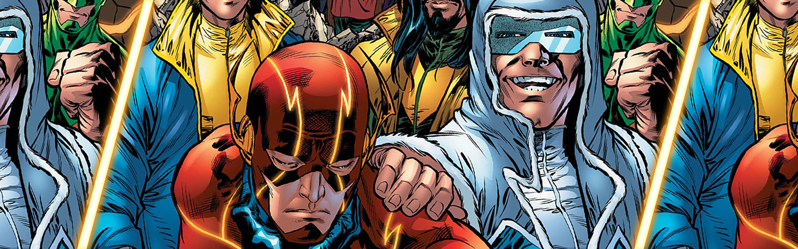 New Releases 20-04-16, featuring The Flash