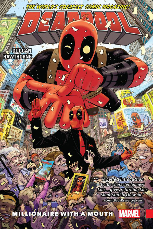 Deadpool: World's Greatest Vol. 8: Til Death Do Us? by David F. Walker Paperback