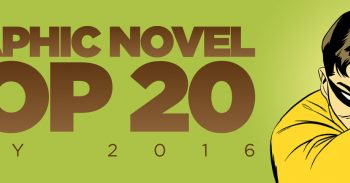 Graphic Novel Top 20: May 2016