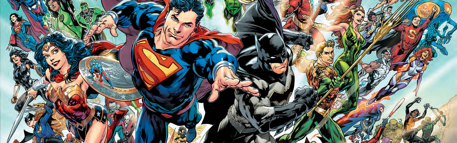 New Releases - 25-05-16, featuring DC Universe: Rebirth #1