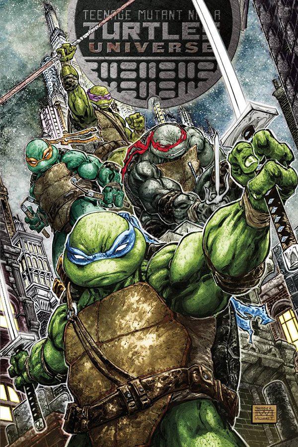 Teenage Mutant Ninja Turtles: Universe