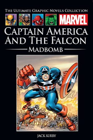 Marvel Collection Vol.118: Captain America And The Falcon - Madbomb