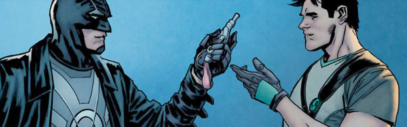 New Releases - 13-07-16, featuring NIGHTWING: REBIRTH #1