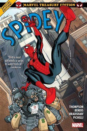 Spidey Vol.01 - All New Marvel Treasury Edition
