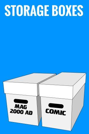 Comic Boxes