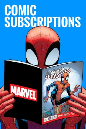Comic Subscriptions