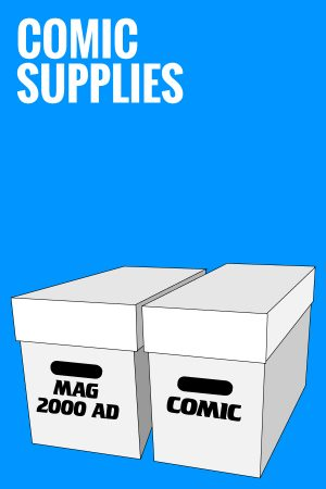 Comic Supplies