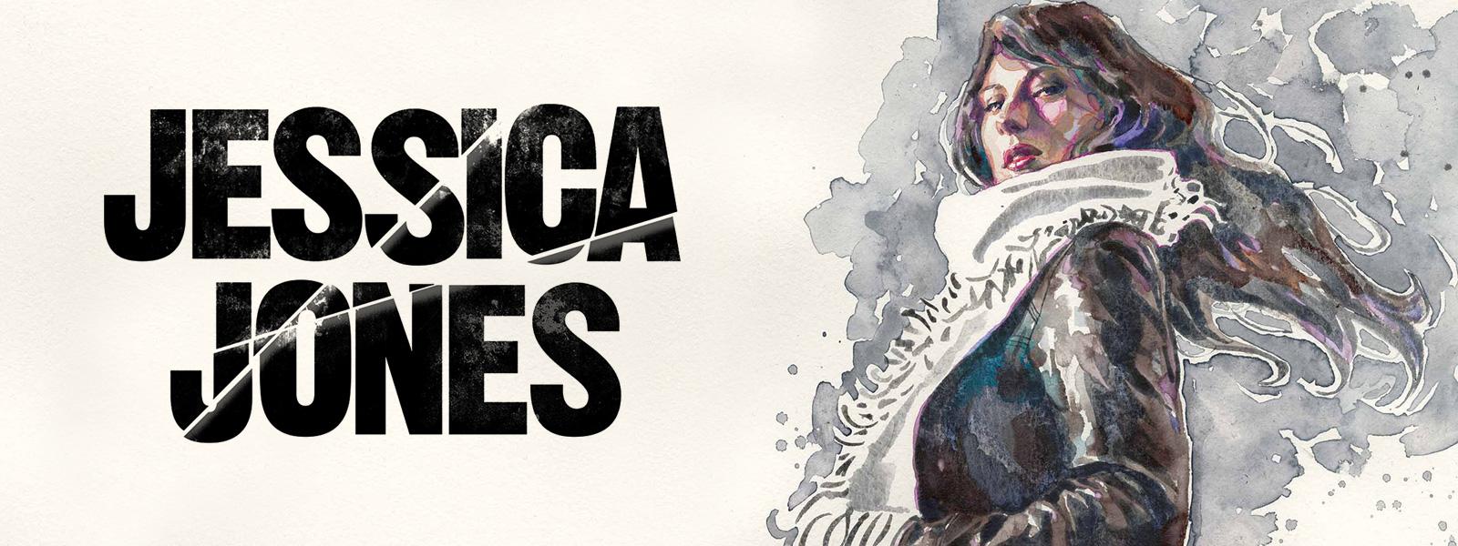 Jessica Jones - Comic Subscription
