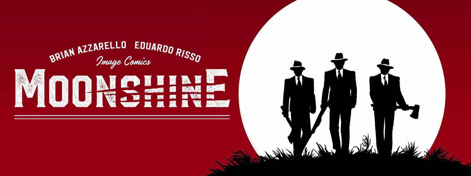 Moonshine - Comic Subscription