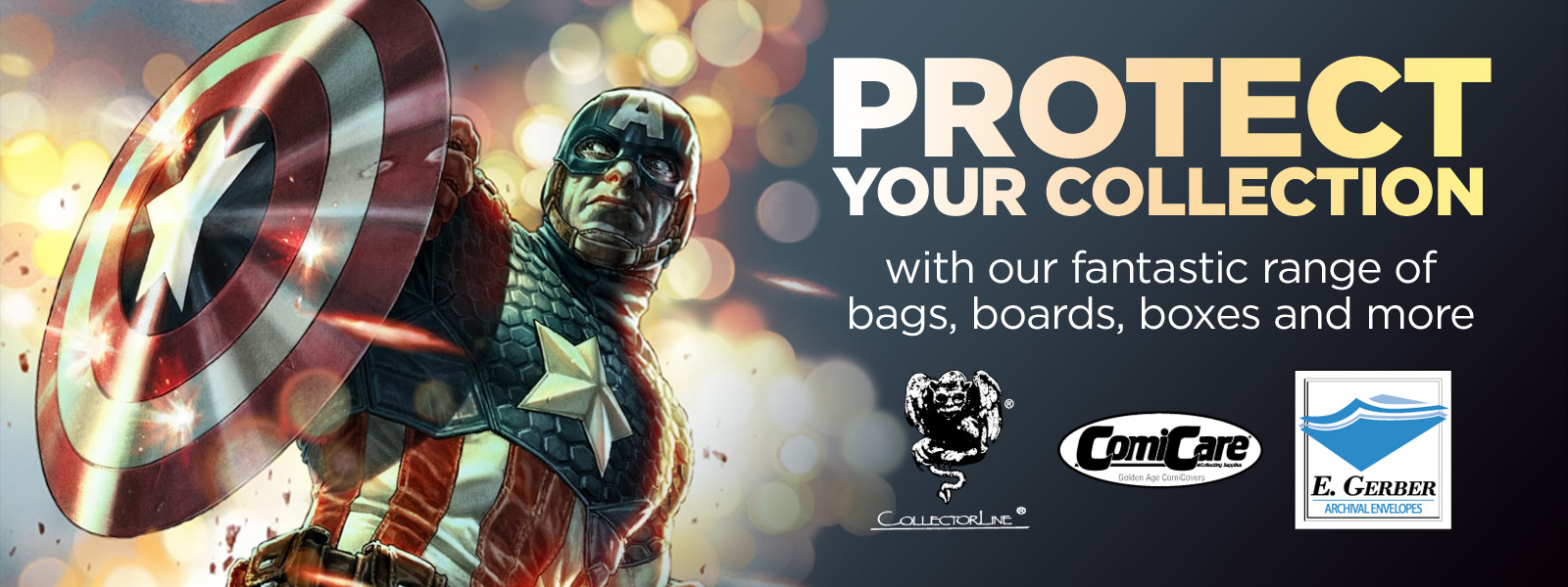 Protect Your Comic Collection