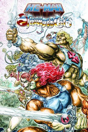 He-Man / Thundercats #1-6