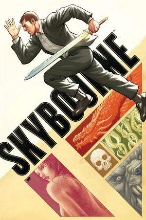 Skybourne #1-5