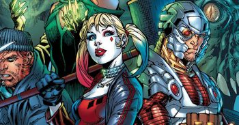 Previews #333 (August 2016 Solicitations)