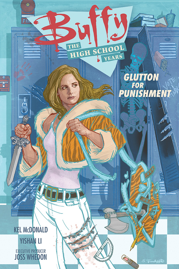 Buffy - The High School Years: Glutton For Punishment