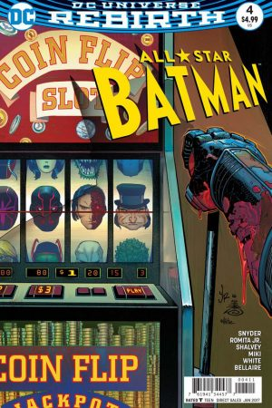 All Star Batman #4