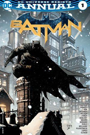 Batman - Annual #1