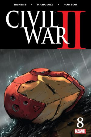 Civil War II (2016) #8