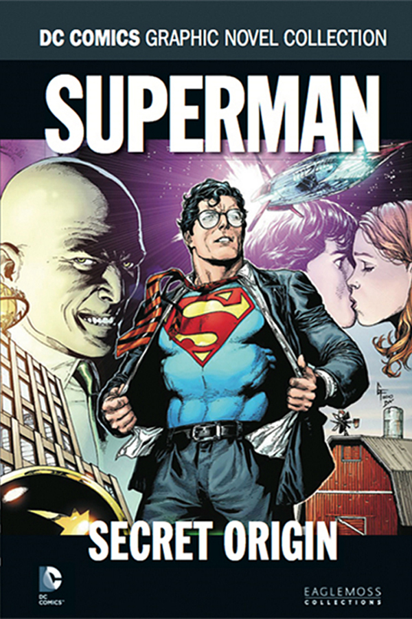 DC Collection Vol.31: Superman - Secret Origin