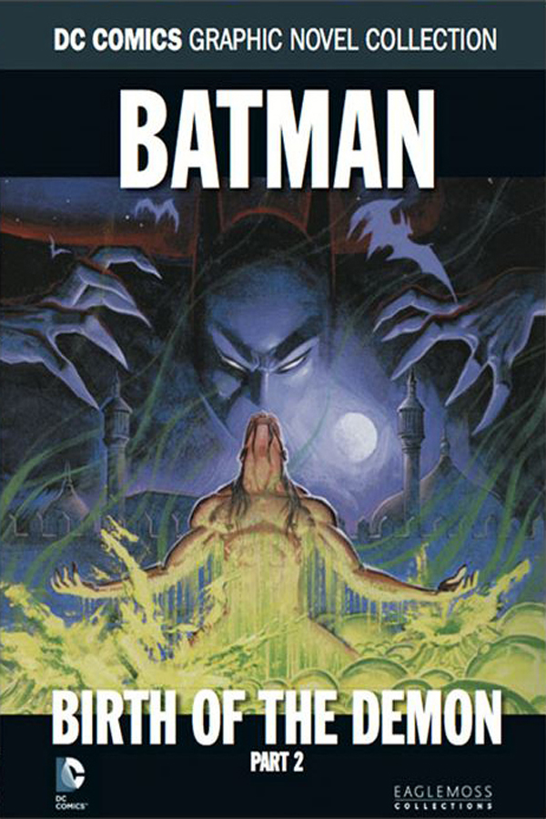 DC Collection Vol.34: Batman - Birth of the Demon Part 2