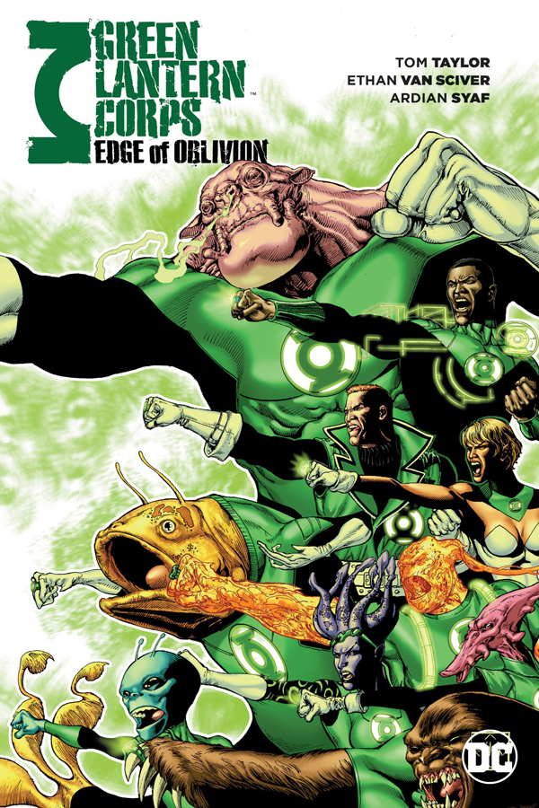 Green Lantern Corps: Edge Of Oblivion Vol.01