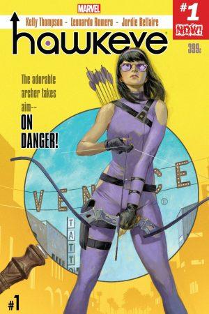 Hawkeye (2016-) #1