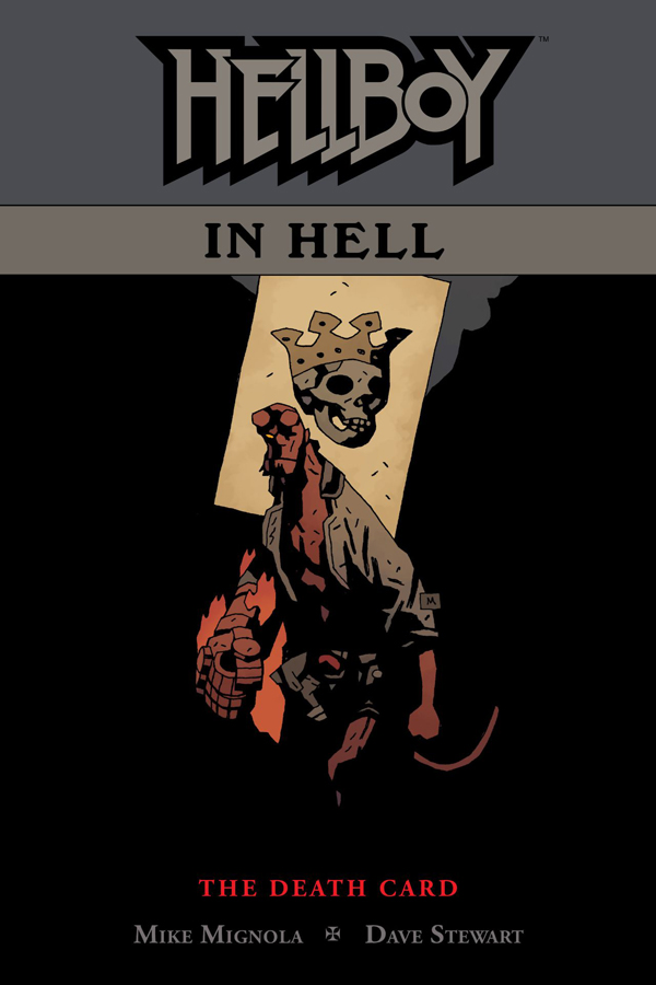 Hellboy In Hell Vol.02: The Deathcard