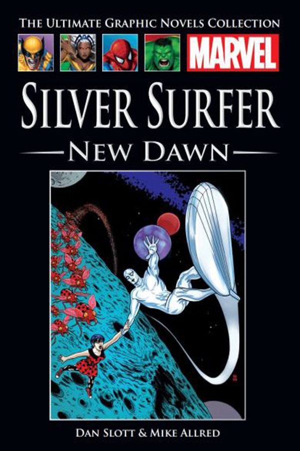 Marvel Collection Vol.126: Silver Surfer - New Dawn