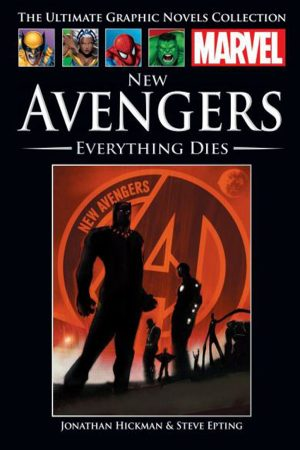 Marvel Collection Vol.128: New Avengers - Everything Dies