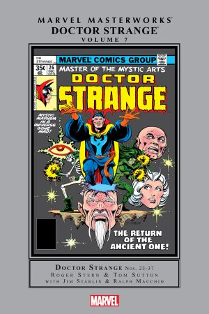 Marvel Masterworks: Doctor Strange Vol.07