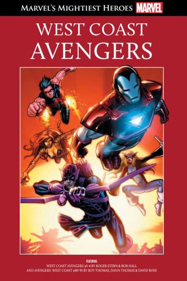 Marvel's Mightiest Vol.73: West Coast Avengers