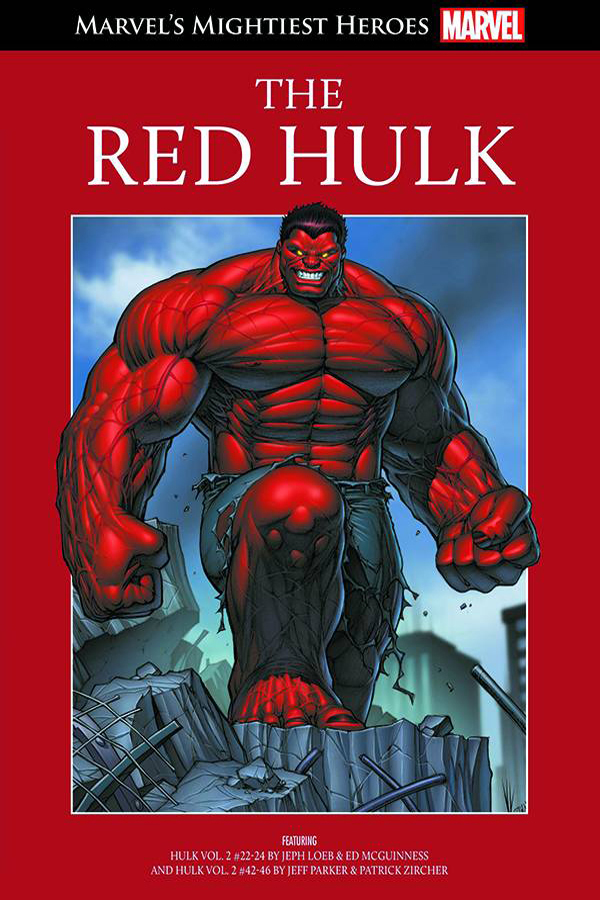 Marvel's Mightiest Vol.74: Red Hulk