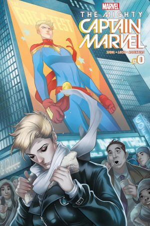 Mighty Captain Marvel (2016-) #0