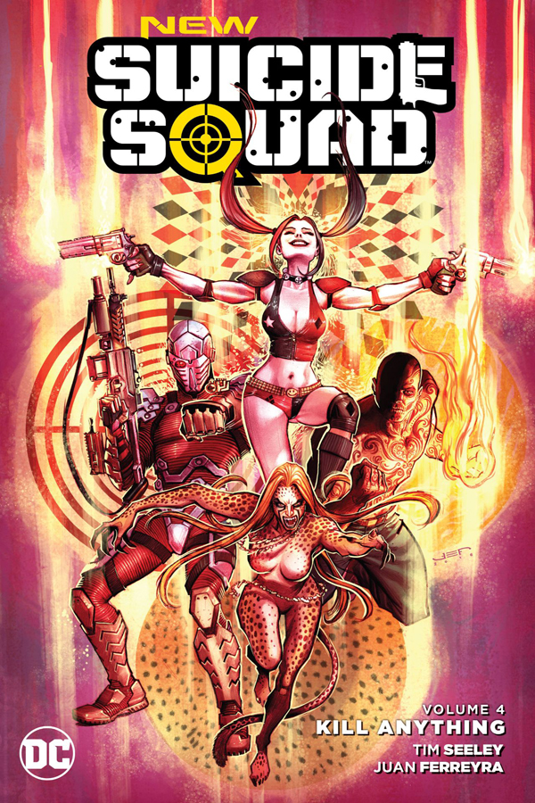 New Suicide Squad Vol.04: Kill Anything