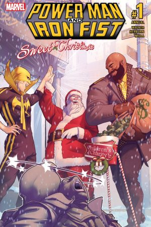 Power Man and Iron Fist (2016-) Sweet Christmas Annual #1