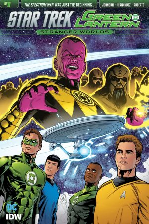 Star Trek / Green Lantern Vol.2 #1