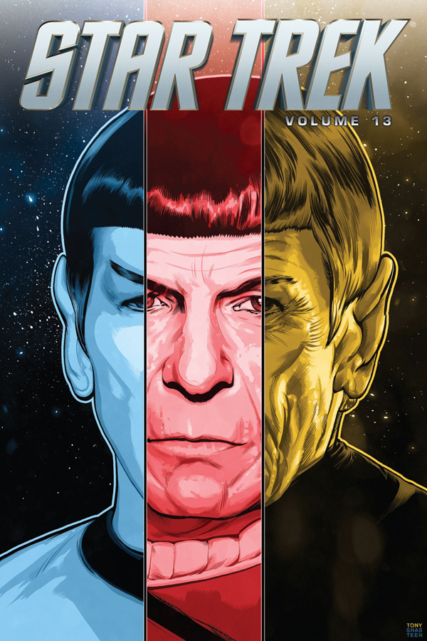 Star Trek Vol.13
