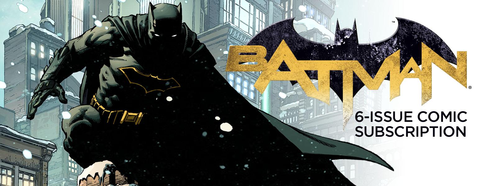 6-Issue Subscription Promo: Batman
