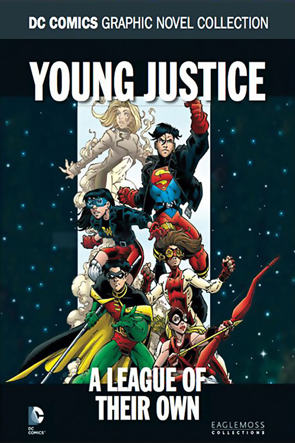 DC Collection Vol.35: Young Justice - A League of Their Own