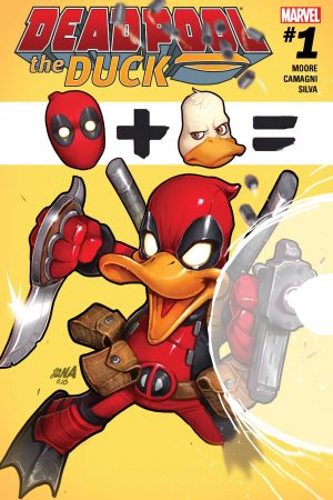 Deadpool The Duck (2017) #1